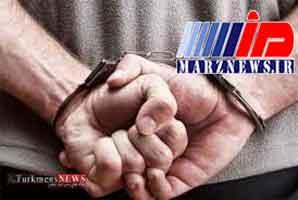 دستگیری قاتل پیر زن روستایی