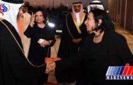 ولیعهد بحرین با اعضای هیات اسرائیلی در بحرین دست داد