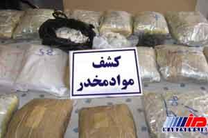 20 تن مواد مخدر در بوشهر کشف شد
