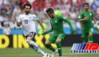 مصر از عربستان برای باخت در جام جهانی فوتبال رشوه گرفته است