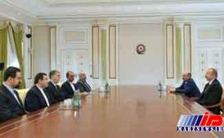 علی اف :روابط تهران و باکو به تعاملات سیاسی محدود نمی شود