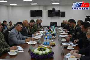 مقابله با تروریست ها اولویت مرزی افغانستان و ایران اعلام شد