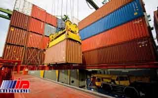 صادرات کالا از گمرک در سال گذشته 8 درصد رشد داشت