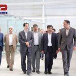 بازدید مدیرعامل شرکت فرودگاه ها و ناوبری هوایی از پیام (2)