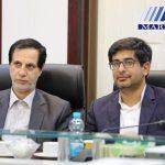 بازدید مدیرعامل شرکت فرودگاه ها و ناوبری هوایی از پیام (5)