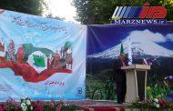 برگزاری آیین افتتاحیه اردوی ملی دانش آموزان مناطق مرزی دختران سراسر کشور