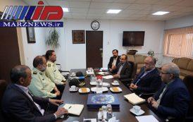 ارتقاء تعاملات و همکاری ها در راستای مناسبات خارجی نیروی انتظامی