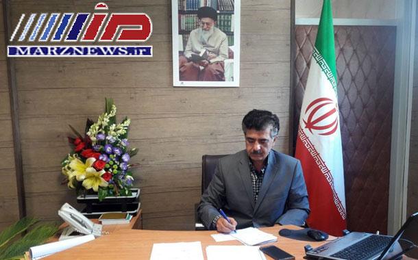 حسن حسن پور به سمت فرماندار شهرستان سرعین منصوب شد