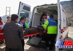 سانحه رانندگی در محور تبریز ارومیه دو کشته بر جای گذاشت