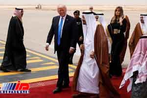 سعودیها برده فرمانبردار ترامپ هستند