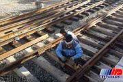 عملیات اجرایی برقی سازی راه آهن گرمسار- اینچه برون کلید خورد