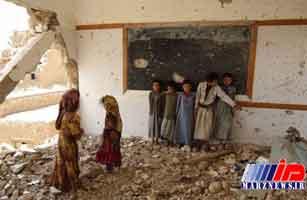 حمله هوایی عربستان به مدرسه ای در یمن سه کشته به جا گذاشت