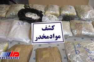 کشف مواد مخدر در ایران 75 درصد رشد داشت