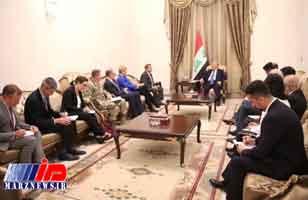 العبادی خواستار کاهش مستشاران آمریکایی در عراق شد