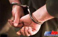 قاتل فراری در تایباد دستگیر شد