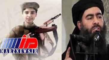 خبر مرگ پسر بغدادی تایید شد