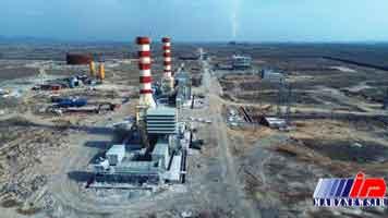 نیروگاه 80 مگاواتی برق ماکو وارد شبکه سراسری شد