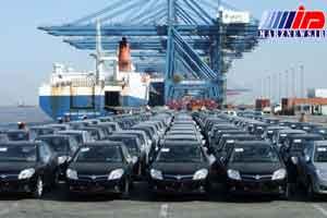 کاهش 8.6 درصدی واردات پارسال خودرو سواری