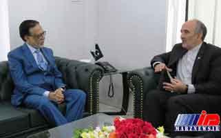 ایران پاکستان بر ضرورت گسترش همکاری رسانه ای تاکید کردند