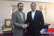 ایران و ارمنستان در مدار گسترش روابط