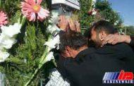پیکر پاک شهید «علی دوستزاده» در بجنورد تشییع شد