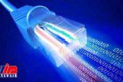 مرز چنگوله به شبکه فیبر نوری وصل می شود
