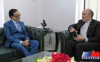 ایران وپاکستان بر ضرورت گسترش همکاری رسانه ای تاکید کردند