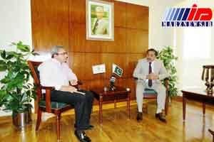 ایران، مزیت برتر توسعه تجارت پاکستان است