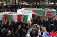 پیکر 2 شهید دفاع مقدس در مشهد تشییع شد