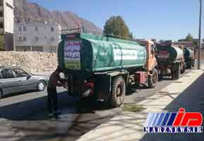 آب مورد نیاز بازسازی مناطق زلزله زده کرمانشاه تامین می شود