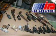 باند قاچاق سلاح در مشهد متلاشی شد