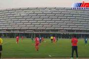 نوجوانان فوتبال ایران باز هم بر جمهوری آذربایجان غلبه کردند