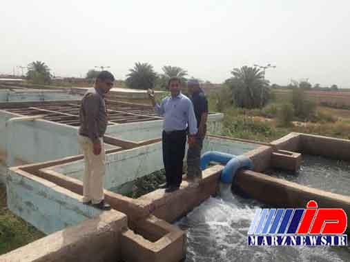 20 هزار نفر بدون آب / مشکل آب 219 روستا در شمال خوزستان