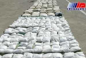 افزون بر 2 تن مواد مخدر در سیستان و بلوچستان کشف شد