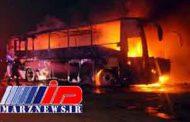 شناسایی هویت ۱۰ نفر از جانباختگان سانحه اتوبوس