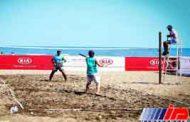 برترین های تنیس ساحلی کشور در بابلسر مشخص شدند