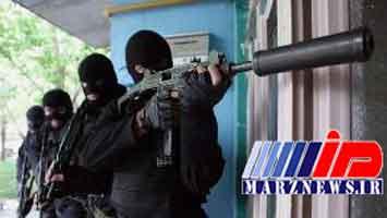دو گروه تروریستی در آذربایجان غربی متلاشی شد