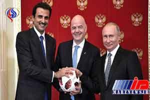 میزبانی جام جهانی فوتبال، نتیجه دیپلماسی نیچه ای قطر