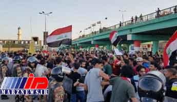 نا آرامیهای عراق و رسانه های بن سلمانی