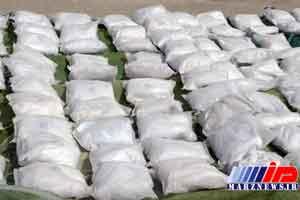 35 کیلوگرم هروئین از 2 تبعه خارجی در کرمان کشف شد