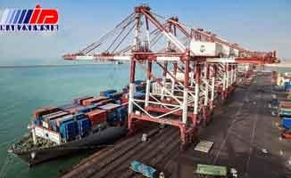 صادرات کالاهای غیرنفتی از هرمزگان 6 درصد افزایش یافت