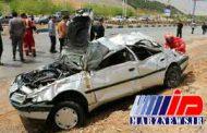 ۵ کشته و مصدوم در تصادف خونین در اردبیل