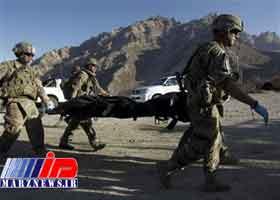 دو نظامی آمریکایی در افغانستان کشته شدند