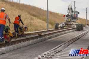 راه آهن ایران - افغانستان امسال بهره برداری می شود