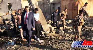 انفجار در کرکوک عراق 14 زخمی برجای گذاشت