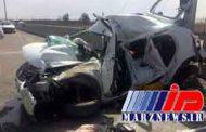 فوت کودک ۴ ساله براثر واژگونی خودرو