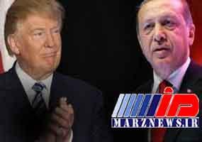 درخواست ترامپ از اردوغان