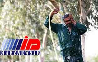 گرمای عجیب در راه خوزستان
