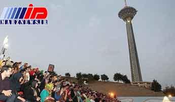 فرهنگ آذربایجانغربی به برج میلاد میرود