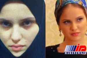 همسر «وزیر جنگ داعش» بازداشت شد